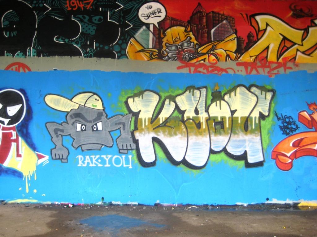 In Graffiti Graffiti, arnes, besanon:
