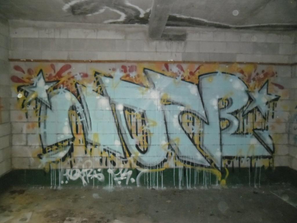 belfort 2014 Nozr - graffiti