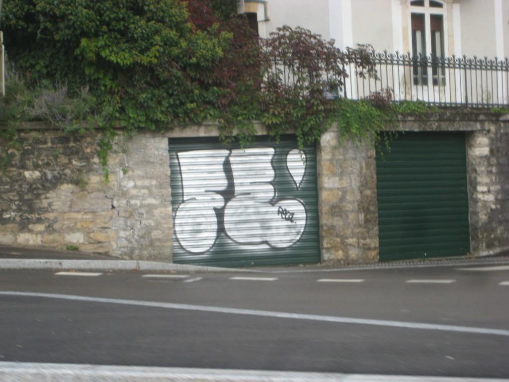 feca graffiti besancon 2014