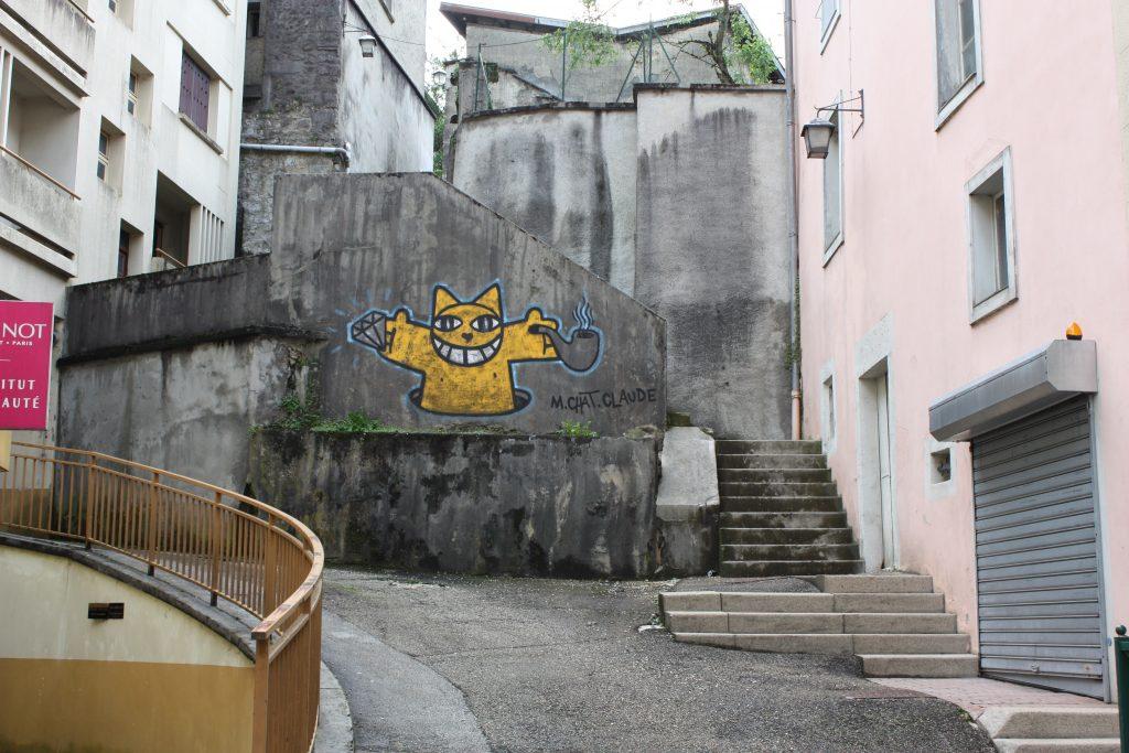 Mr Chat Saint-Claude 2016