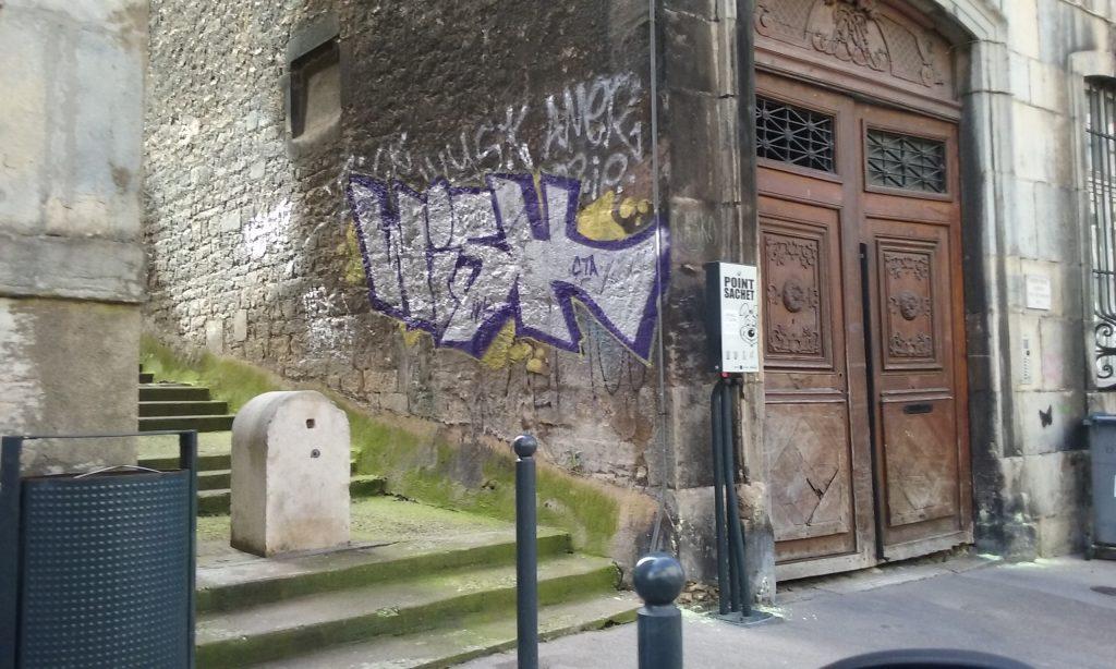 wisk graffiti besancon 2016